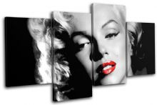 Marilyn Monroe Iconic Celebrities - 13-0783(00B)-MP04-LO